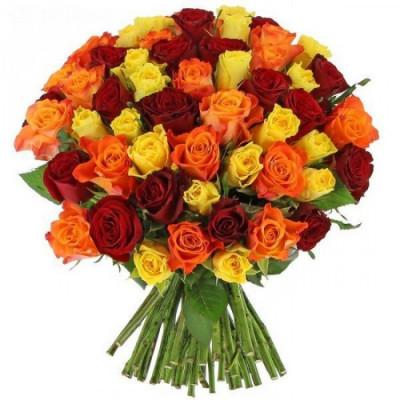 Розы - Кения 75 шт